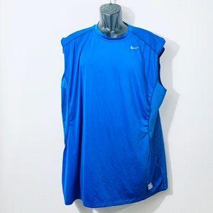Nike Pro Combat Sleeveless Workout Shirt
